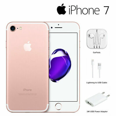 Nuovo Apple iPhone 7 32GB Rose Gold Ganranzia 12 Mesi Sigillato Smartphone