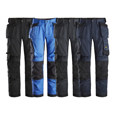 Snickers 6251 AllroundWork Stretch Loose Fit Work Trousers Holster Pockets