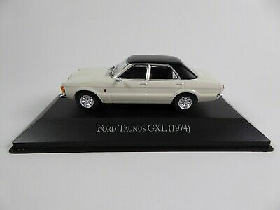 Ford Taunus GXL (1974) - 1/43 Voiture Miniature SALVAT Diecast Model Car AR23