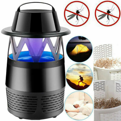 Photocatalyseur Mosquito Tueur Lampe USB LED UV Non-radiation Piège Insecte Bug
