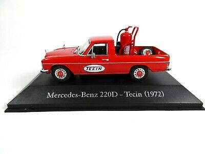 Mercedes-Benz 220D TECIN - 1/43 Voiture Miniature SALVAT Diecast Model Car SA25