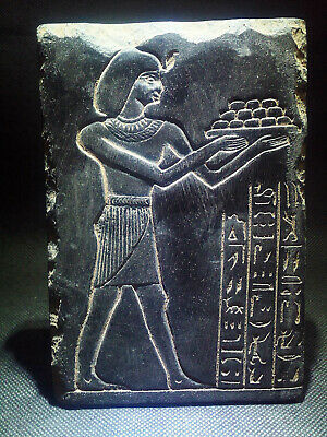 EGYPTIAN ANTIQUES ANTIQUITIES Stela Stele Stelae 1549-1309 BC