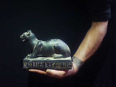 EGYPTIAN ANTIQUES ANTIQUITIES Statue Figure Sculpture 1549-1108 BC
