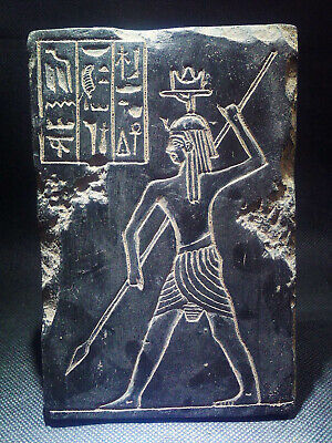 EGYPTIAN ANTIQUES ANTIQUITIES Stela Stele Stelae 1549-1324 BC