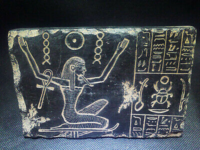 EGYPTIAN ANTIQUES ANTIQUITIES Stela Stele Stelae 1549-1314 BC