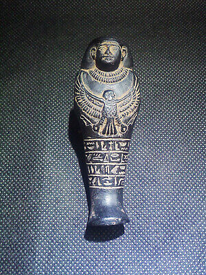 EGYPTIAN ANTIQUES ANTIQUITIES Ushabti Shawabti Shabti Shabty 1570-1078 BC
