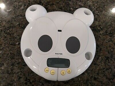 Salter Model 914 Baby Infant Digital Scale BASE ONLY