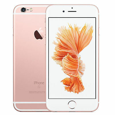 Apple iPhone 6s - 128GB - Rose Gold (GSM Global Unlocked) AT&T T-mobile. New