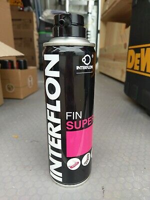 INTERFLON FIN SUPER Teflon Spray Trockenschmiermittel 300 ml.