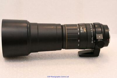 Sony Alpha fit Sigma 170-500mm AF APO zoom lens autofocus GREAT CONDITION