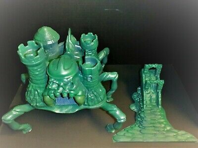 Masters of The Universe CASTLE GRAYSKULL Filmation Statue 11inch Mega Construx