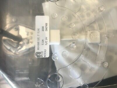 0010-60005; Applied Materials, 5 Inch Silane Susceptor  (Plate Stock)