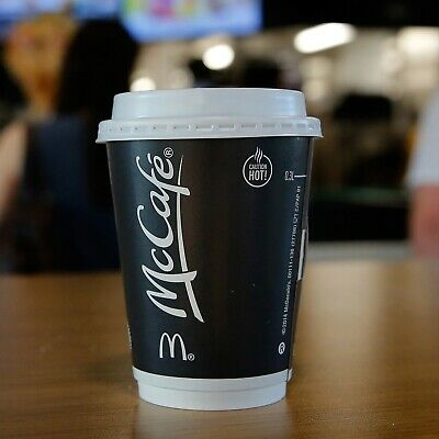 Mcdonalds coffee stickers New 2020 Ultra VIOLET 600 stickers