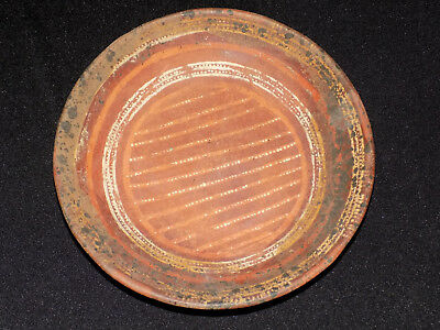 Pre-Columbian Chupicuaro Polychrome Plate, Authentic Mesoamerica Pottery