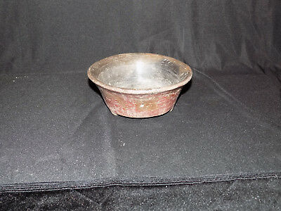 Pre-Columbian Chupicuaro Polychrome Three Footed Bowl