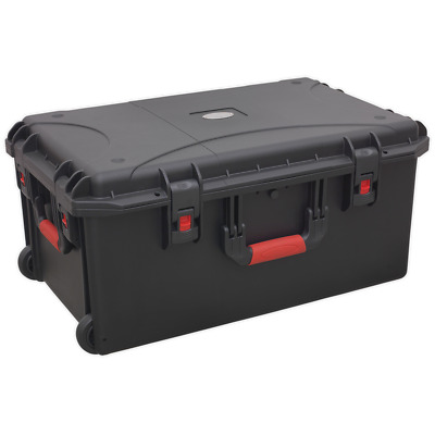 AP627 Sealey Professional Water Resistant Storage Case Extendable Handle - 710mm