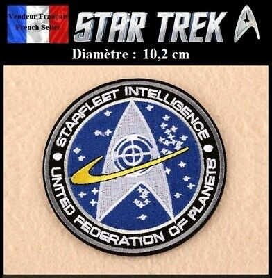 Écusson Brodé Thermocollant NEUF ( Patch Embroidered ) - Star Trek