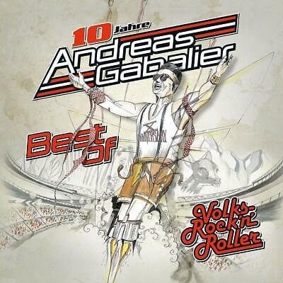 Best Of Volks-Rock'n'Roller Andreas  Gabalier NEU OVP