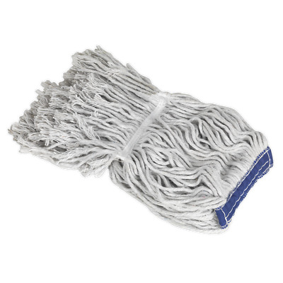 BM17R Sealey Tools Replacement Mop Head 350g [Janitorial] Brooms & Brushes