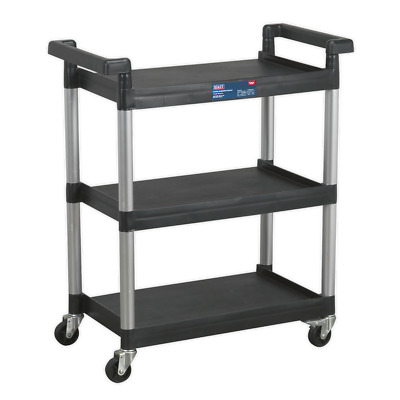CX308 Sealey 3-Level Workshop Trolley [Tool Trolleys]