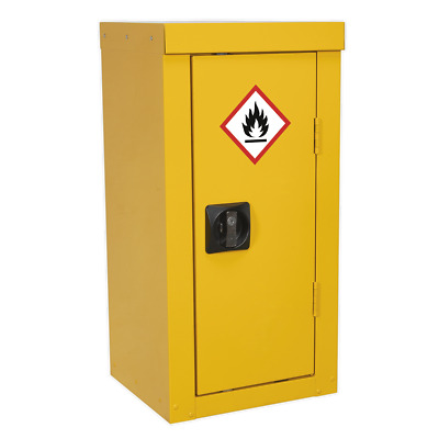 FSC06 Sealey Flammables Storage Cabinet 350 x 300 x 705mm [Cabinets]