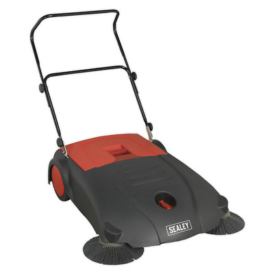 FSW80 Sealey Floor Sweeper 800mm [Janitorial] Sweepers, Floor Floor Sweepers
