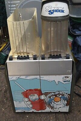 commercial Slush puppy machine Snow Shock FC2 untested spares repairs