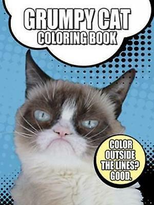 Grumpy Cat Coloring Book (Dover Coloring Books for Children), New Books