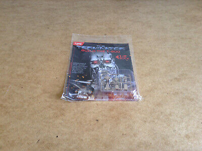 Hachette Partwork The Terminator Issus 29 Build The T-800 Model Parts 1:2 Scale