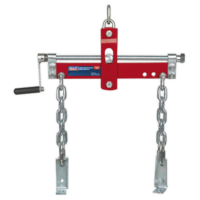 LS501 Sealey Load Sling Adjuster with Ball Bearings 680kg Capacity