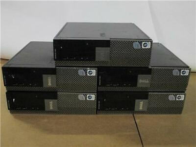 Lot of 10 Dell Optiplex 760 Desktop Core 2 Duo E8400 3.0hz 4GB 250GB  NO OS