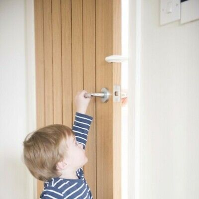 Fred Door Slam Stopper - Pure White - Warehouse Clearance