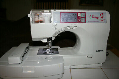 Brother SE270D embroidery combo sewing machine