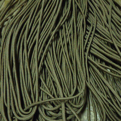 25FT  550 Paracord Parachute Cord Lanyard Mil Spec Type III 7 Strand Core A24