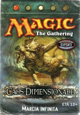 MTG Magic the Gathering Deck Mazzo Caos Dimensionale Rituali della Rinascita
