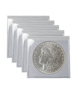 Pre 1921 Silver Morgan Dollar BU Lot of 5 S$1 Coins *Credit Card Payment Only