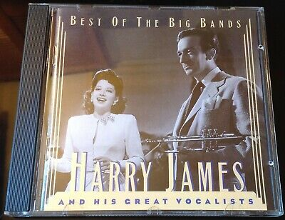 Harry James And His Great Vocalists - Best Of The Big Bands (1995) CD