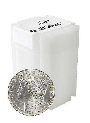 Pre 1921 Silver Morgan Dollar Slider Lot of 10 S$1 Coins *Credit Card Pmt Only