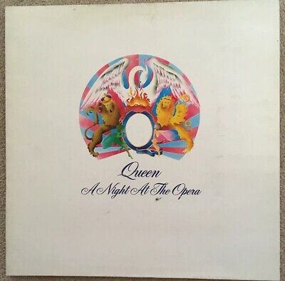 Queen - A Night at The Opera - Vinyl LP