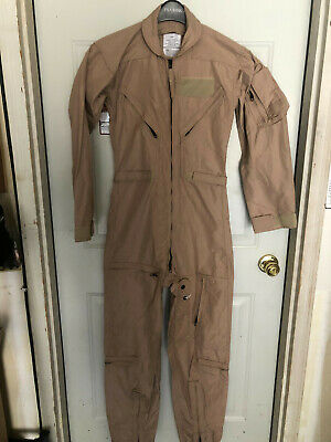 CWU-27//P Tan Pilot  Flyers Coveralls New US Military 32S