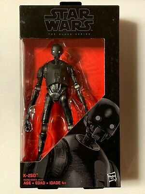 """Rogue One: A Star Wars Story The Black Series 6"""" K-2SO (24) new"""