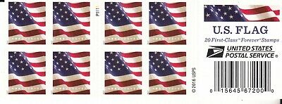 2016 US Stamps ( Flags )