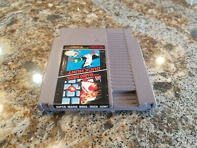 Super Mario Bros/ Duck Hunt -- Nintendo Entertainment System NES -- Game Only