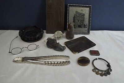mixed vintage collectables