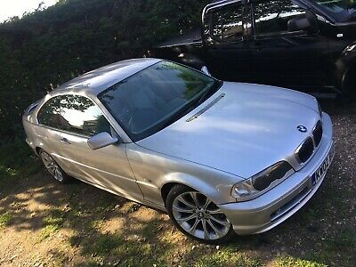 BMW 320ci coupe 2002 automatic 3 series