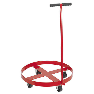 TP205H Sealey Drum Dolly with Handle 205ltr [Drum Handling]