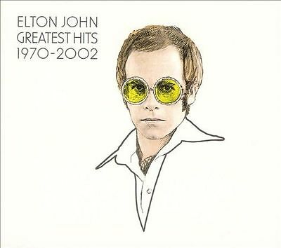 Elton John Greatest Hits 1970-2002  (2002 2CD Set + 1Bonus CD)