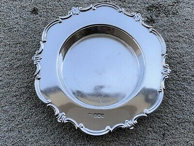 Sterling Silver Dish - Mappin & Webb - London - 1934