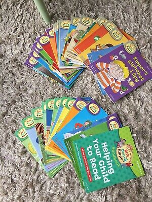 Biff, Chip & Kipper, Phonics And First Stories Collection, Levels 1 - 3