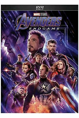 MARVEL'S AVENGERS ENDGAME (DVD) Brand New & Sealed  >>FREE FAST SHIPPING>>>